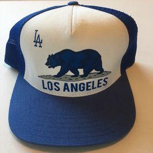 Los Angeles LA Dodgers SnapBack hat